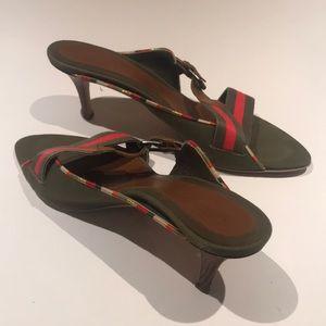 Alexander McQueen heels shoes